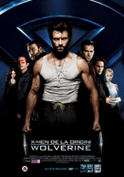 X-Men Origins: Wolverine - Romanian Movie Poster (xs thumbnail)