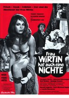 Frau Wirtin hat auch einen Grafen - Austrian Movie Poster (xs thumbnail)