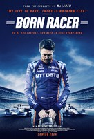 Born Racer - New Zealand Movie Poster (xs thumbnail)
