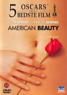 American Beauty - Danish DVD movie cover (xs thumbnail)