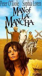Man of La Mancha - VHS cover (xs thumbnail)