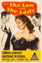 The Law and the Lady - Australian Movie Poster (xs thumbnail)