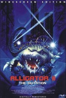 Alligator II: The Mutation - DVD cover (xs thumbnail)