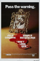 Don't Look Now - Movie Poster (xs thumbnail)