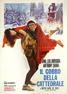 Notre-Dame de Paris - Italian Movie Poster (xs thumbnail)