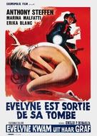 La notte che Evelyn uscì dalla tomba - Belgian Movie Poster (xs thumbnail)