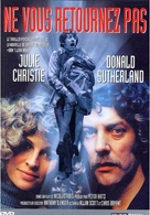 Don't Look Now - French DVD movie cover (xs thumbnail)