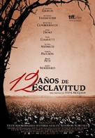 12 Years a Slave - Spanish Movie Poster (xs thumbnail)