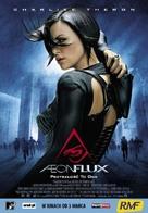 Æon Flux - Polish Movie Poster (xs thumbnail)