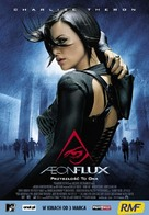 Æon Flux - Polish Movie Poster (xs thumbnail)
