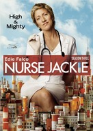 """Nurse Jackie"" - DVD cover (xs thumbnail)"