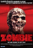 Zombi 2 - Video release movie poster (xs thumbnail)
