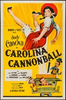Carolina Cannonball - Movie Poster (xs thumbnail)