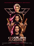 Charlie's Angels - French Movie Poster (xs thumbnail)
