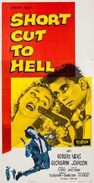 Short Cut to Hell - Movie Poster (xs thumbnail)