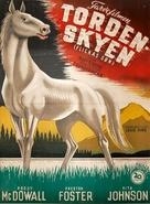 Thunderhead - Son of Flicka - Danish Movie Poster (xs thumbnail)