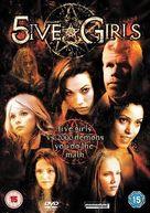 5ive Girls - Brazilian Movie Poster (xs thumbnail)