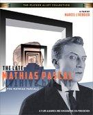 Feu Mathias Pascal - Blu-Ray cover (xs thumbnail)