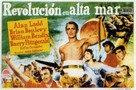 Two Years Before the Mast - Spanish Movie Poster (xs thumbnail)