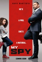 My Spy - Movie Poster (xs thumbnail)