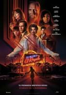 Bad Times at the El Royale - Polish Movie Poster (xs thumbnail)