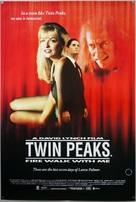 Twin Peaks: Fire Walk with Me - British Movie Poster (xs thumbnail)