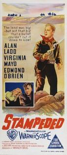 The Big Land - Australian Movie Poster (xs thumbnail)