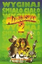 Madagascar: Escape 2 Africa - Polish Movie Poster (xs thumbnail)