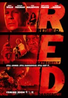 RED - Dutch Movie Poster (xs thumbnail)