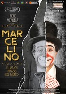 Marcelino, el mejor payaso del mundo - Spanish Movie Poster (xs thumbnail)