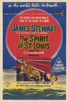 The Spirit of St. Louis - Australian Movie Poster (xs thumbnail)