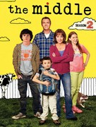 """The Middle"" - DVD movie cover (xs thumbnail)"