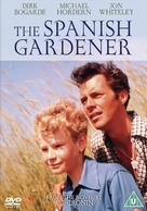 The Spanish Gardener - British DVD cover (xs thumbnail)