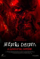 Jeepers Creepers 3 - Chilean Movie Poster (xs thumbnail)