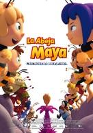 Maya the Bee: The Honey Games - Spanish Movie Poster (xs thumbnail)