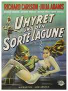 Creature from the Black Lagoon - Danish Movie Poster (xs thumbnail)
