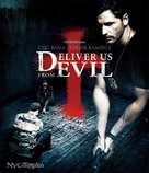 Deliver Us from Evil - Japanese Blu-Ray movie cover (xs thumbnail)