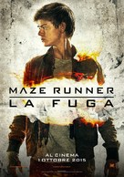 Maze Runner: The Scorch Trials - Italian Character movie poster (xs thumbnail)