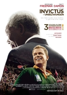 Invictus - German Movie Poster (xs thumbnail)