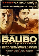 Balibo - Swedish DVD cover (xs thumbnail)