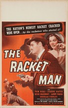 The Racket Man - Movie Poster (xs thumbnail)