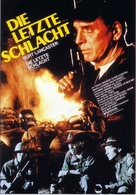 Go Tell the Spartans - German Movie Poster (xs thumbnail)
