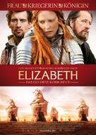 Elizabeth: The Golden Age - German Movie Poster (xs thumbnail)