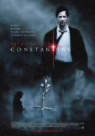 Constantine - Norwegian Movie Poster (xs thumbnail)