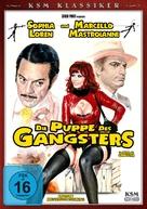 La pupa del gangster - German DVD movie cover (xs thumbnail)