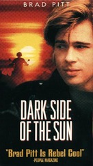 The Dark Side of the Sun - VHS movie cover (xs thumbnail)