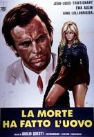 Morte ha fatto l'uovo, La - Italian Movie Poster (xs thumbnail)