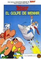 Astérix et le coup du menhir - Spanish Movie Poster (xs thumbnail)