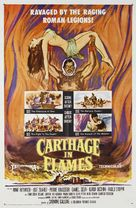 Cartagine in fiamme - Movie Poster (xs thumbnail)