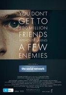 The Social Network - Australian Movie Poster (xs thumbnail)